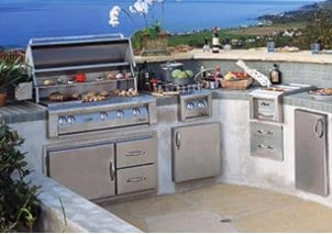 Top Outdoor Kitchen Packages