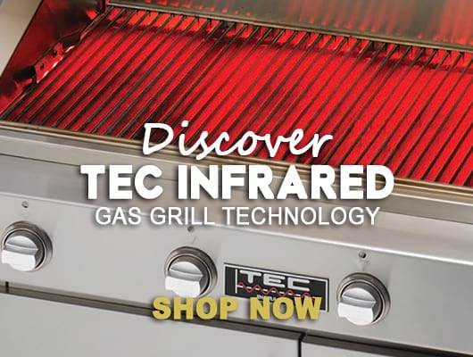 Discover TEC Infrared Gas Grill Technology - Shop Now