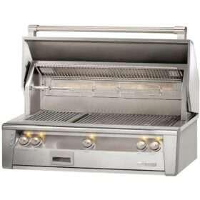Alfresco Gas Grills ALXE 42-Inch Built-In Sear Zone LP Grill