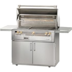 Alfresco Gas Grills ALXE 42-Inch On Cart NG Grill