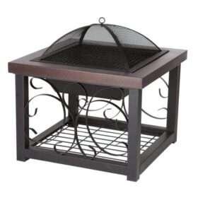 Patio Furniture. Fire Pits